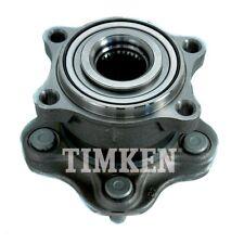 Wheel Bearing and Hub Assembly Rear TIMKEN HA590171 fits 2006 Infiniti M45