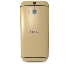 HTC One M8 AT&T Unlocked OS 32GB 4G LTE 5.0'' Android Smartphone In Gold