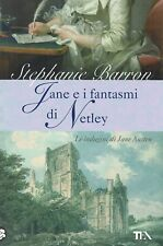 Stephanie Barron:Jane e i fantasmi di Netley ed.TEA NUOVO sconto 50% A96