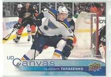 2016-17 Upper Deck UD Canvas #C71 Vladimir Tarasenko St. Louis Blues