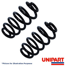 Fiat - Punto 1.2 60 1999-2003 (188) Front Suspension Coil Springs (Pair) Unipart