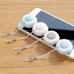 Candy Color Mobile Phone Screen Wipe Cleaning Wipes Glasses Lens DSLR Cleaning