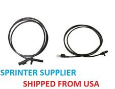 For Mercedes Sprinter 3500 10-15 Rear ABS Wheel Speed Sensor Bosch 0265009340