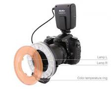 Macro ring Flash a LED Meike FC110 per tutte le march Canon Nikon Olympus Pentax