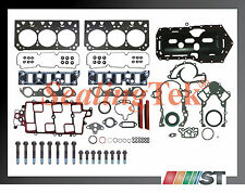 Fit 97-03 GM 3800 3.8L 231ci VIN K Full Gasket Set w/ Bolts Kit engine cylinder