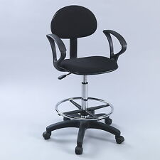 Counter Drafting Height | Economy Office Chair w/ Arms!
