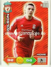 Adrenalyn XL Liverpool FC 11/12 - #013 Danny Wilson - Home