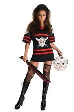 Disfraz De Halloween Disfraz ~ Miss Voorhees Jason SM 8-10
