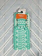 pistil Nessie Headband Green/White
