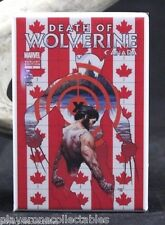 The Death of Wolverine Canada Variant #1 - Fridge / Locker Magnet. Marvel Comics