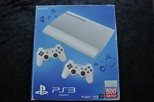Playstation 3/PS3  500GB Super Slim White Console Boxed
