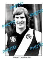 OLD 8x6 PHOTO RICHMOND FC GREAT ROYCE HART c1970s