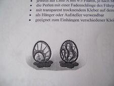 Klöppeln Klöppelbrief 555 Aufsteller Ei Klöppelbedarf Handarbeit Basteln Ostern