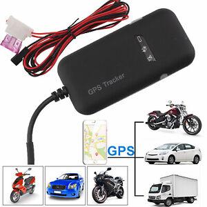 Mini Car GPS GPRS Tracker Vehicle Spy GSM Real Time Tracking Locator Device UK