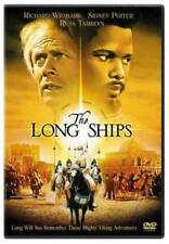THE LONG SHIPS NEW DVD
