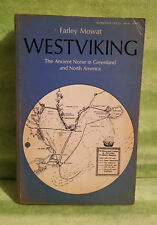 West Viking The Ancient Norse In Greeland And North America - Farley Mowat 1968