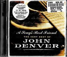 John Denver 2cd set- Very Best Of (remixed/remastered), A Song's Best Friend