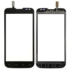 Touch Screen Digitizer Glass Repair Parts For LG Optimus L70 Dual SIM D325 Black