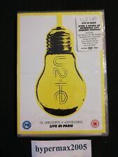 U2 - INNOCENCE + EXPERIENCE LIVE IN PARIS - DVD - NUOVO