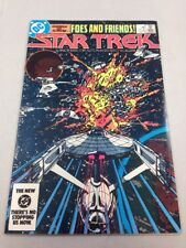 Star Trek #3 DC Comics April 1984 Kirk Spock George Perez Cover VF