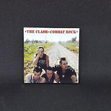 The Clash Combat Rock Punk Métal Aimant pour Réfrigérateur Cadeau Noël