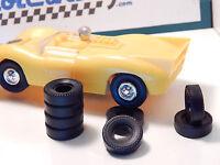 ELDON  - 8  urethan tires Chaparral 1/32 - Us
