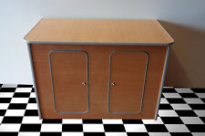 Beech Effect MDF Camper Campervan Camping Kitchen Pod Unit VW
