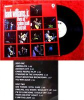 LP Hank Williams jr. Live at Cobo Hall Detroit