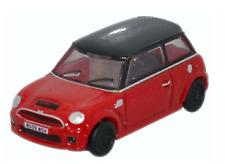 Oxford Diecast NNMN001 New Mini Cooper S Chili Red N Gauge