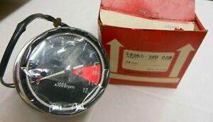 NOS 1974 1975 Honda CB-360 Original Tachometer Tach Gauge 37250-369-008