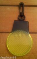 Catarifrangente verde lampeggiante per La corsa zaino, zainetto, borsa da viaggi