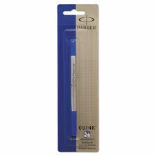 Parker® Refill for Roller Ball Pens, Medium, Blue Ink 1950324
