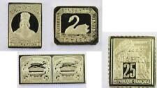 Lots et collections de timbres d'Australie et Océanie