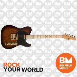 Michael Kelly 1950s Series Custom Collection 50 Electric Guitar Burl Burst