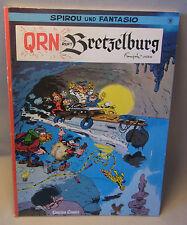 """Carlsen Verlag Comic Spirou und Fantasio Band 16 """" QRN ruft Bretzelburg """""""