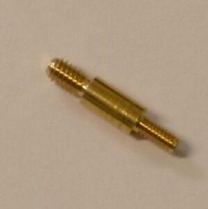 """Adapter Aussengewinde 8/32"""" auf 1/8"""" passend für Stahlseil"""