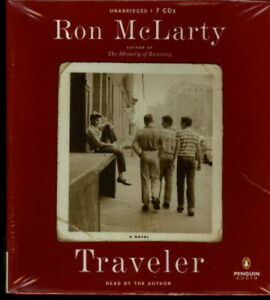 Audio book - Traveler by Ron McLarty      -      CD