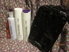 paul mitchell next big thing gift bag/set/kit extra body/shampoo/rinse/styling