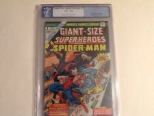 Giant-Size Super-Heroes #1 Marvel 1974 Pgx 7.5 Spider-Man Man-Wolf Morbius