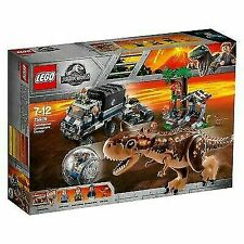 Lego Jurassic World 75929 Carnotaurus Gyrosphere Escape - Dinosaur