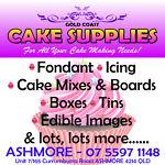 Gold Coast Cake Supplies