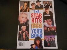Madonna, Morrissey, U2, Pet Shop Boys - Star Hits Yearbook Magazine 1988