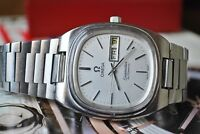 OMEGA SEAMASTER AUTOMATIC CALIBRE 1020 GENTS BRACELET WATCH-SPARES/REPAIRS ONLY!