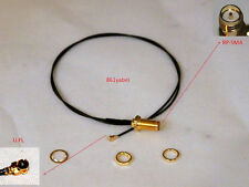 """20"""" U.FL to RP-SMA Female WiFi wireless adapter antenna Pigtail cable (US Stock)"""