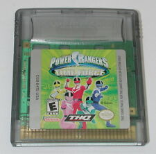 Power Rangers Time Force (Nintendo Game Boy Color, 2001) R5427