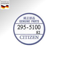 Akku für Citizen Eco Drive Solar Uhren Panasonic MT621 Capacitor 295-51 Battery