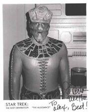 Jeff Rector - Actor - Signed Photo - COA (1938)