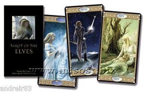 Tarot Cards of the Elves 78 cards + instruction Taro TC123