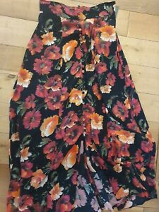 The Kooples Call Me Flower Floral Skirt size 1 (RRP €255)