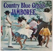 Country Blue Grass Jamboree 2LP Set Bluegrass Vinyl MB 288/ 289